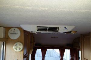 Air Con Roof Top Interior