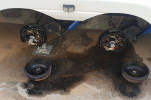 Brake Adjustments