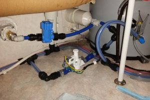 Mains Water Connection
